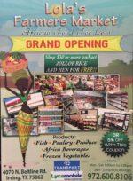 Lola's African Market